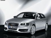Audi s3 wall