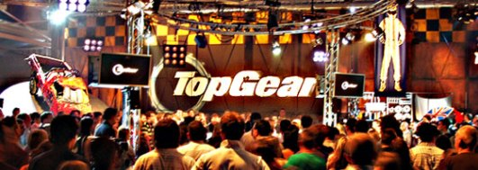 top gear banner